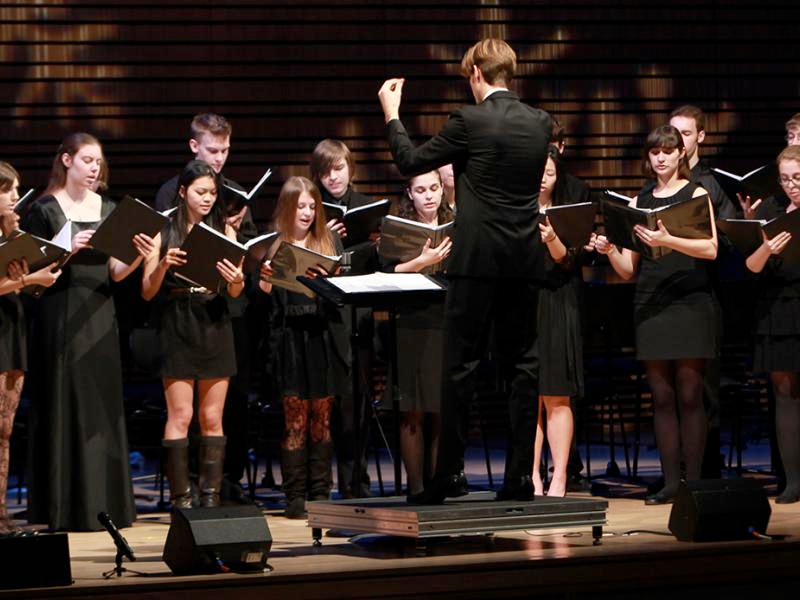 Rensselaer Concert Choir to performing in historic downtown Troy church