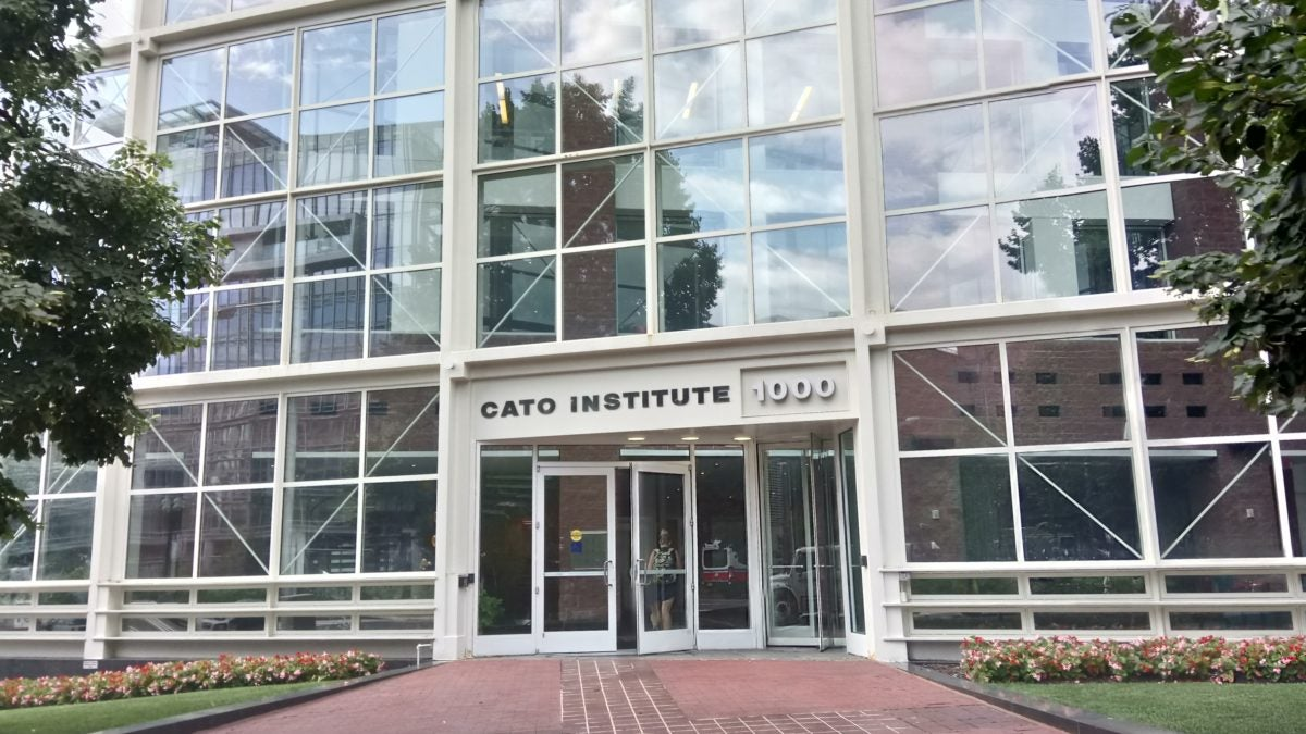 CATOS Institute Building