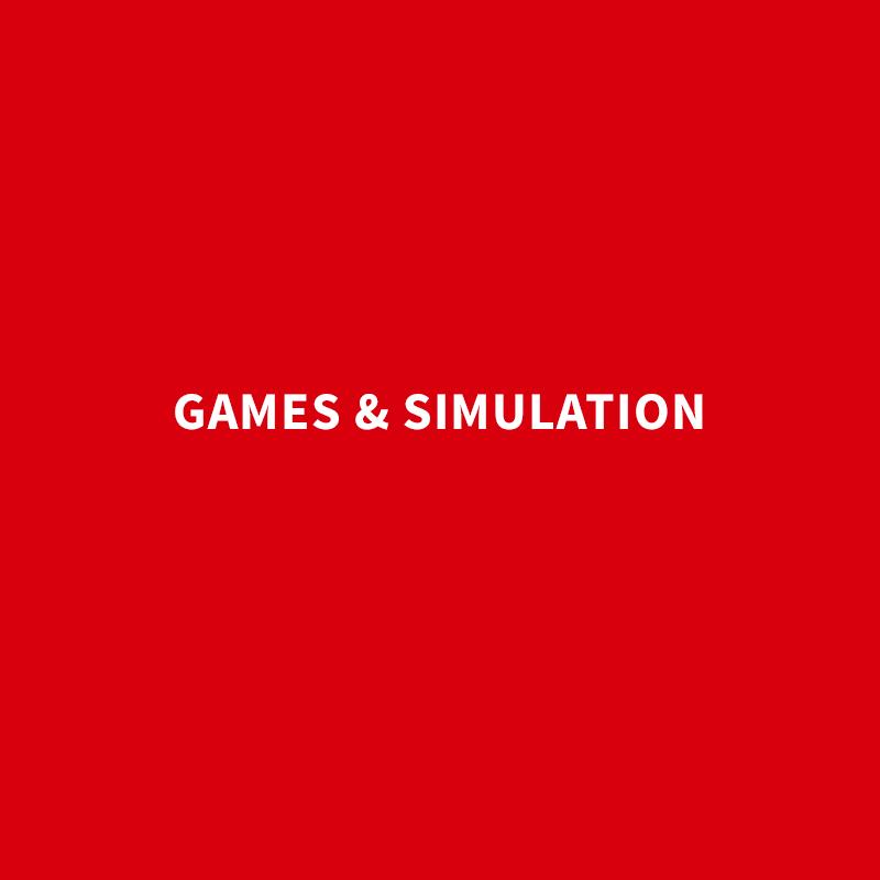 Games & Simulation