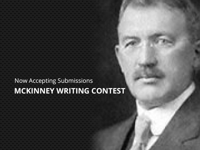 MCKINNEY WRITING CONTEST